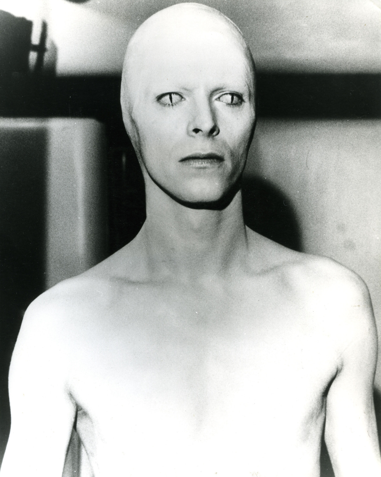BADT6D THE MAN WHO FELL TO EARTH 1976 British Lion film with David Bowie