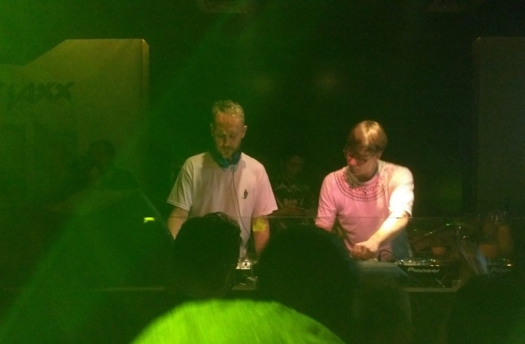 Basement Jaxx in Shenzhen 5